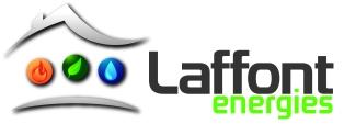 Plombier chauffagiste Le Cheylard Laffont Energies Logo